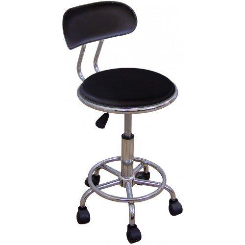 Кресло лабораторное HC-303 с опорой для ног