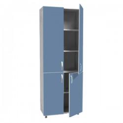 Шкаф  архивный  четырехдверный ШД-2
