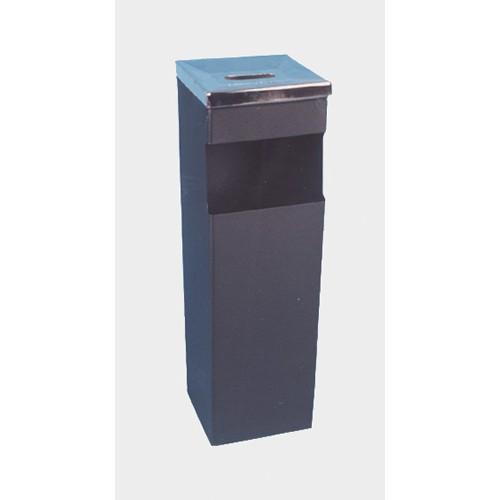 Урна для мусора комбинированная U180 квадратная