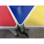 Стол детский для секции и кружков 1-3 ростовая группа Ф-Т