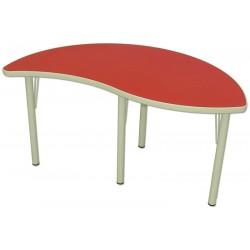 Стол для детского сада фигурный  Ф-К