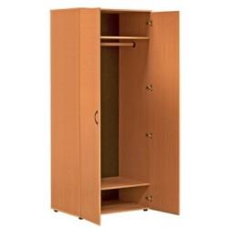 Шкаф для одежды двухдверный глубокий