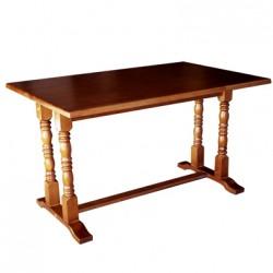 Стол обеденный деревянный для кафе и ресторанов ДСт-8352