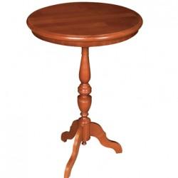 Столик круглый деревянный  ДСт-8934