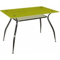 Стол стеклянный м141-063