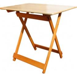 Складные столы.Стол складной  деревянный M142.14