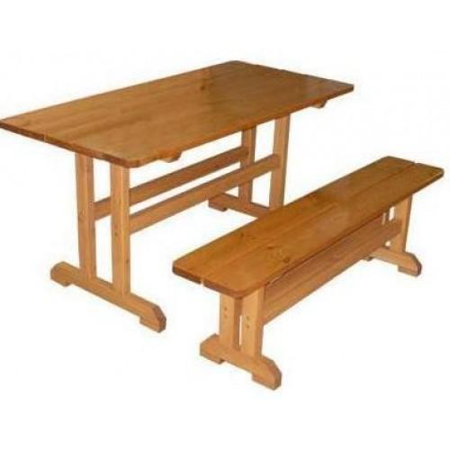 Стол из массива сосны Н 142.34