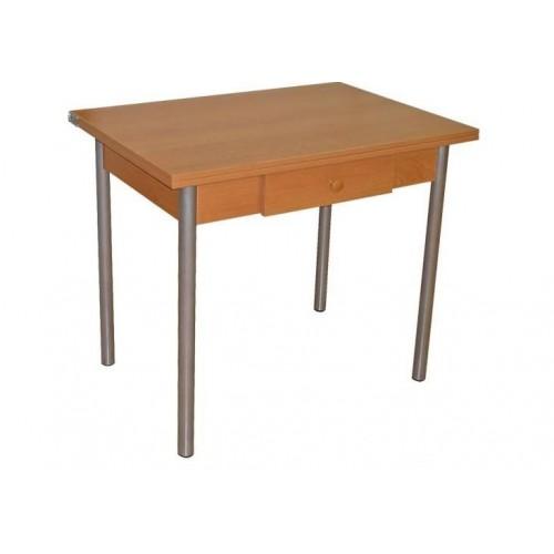 Стол кухонный раскладной с ящиком M142.4