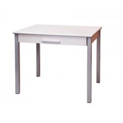 Стол  для кухни мини Н 142.92 с ящиком
