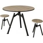 Стол в стиле лофт обеденный М141-13