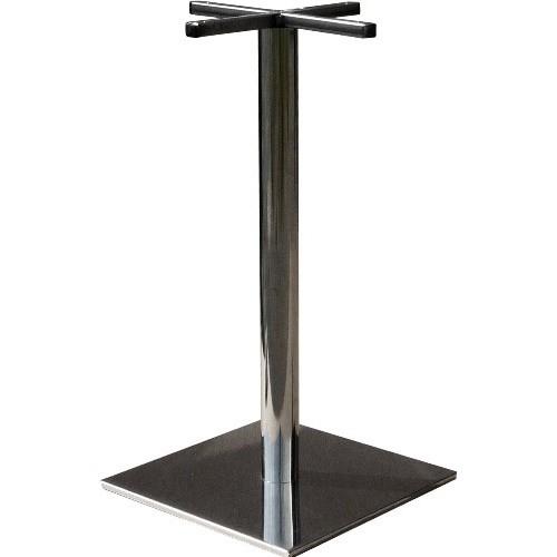 Опора стола М145-01 хромированная