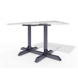 Подстолье металлическое T-Kruz-60 цельносварное для стола