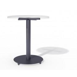 Каркас стола для кафе T-Megapolis-76M на одной опоре