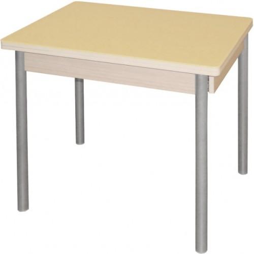 Стол стеклянный раздвижной М142.84