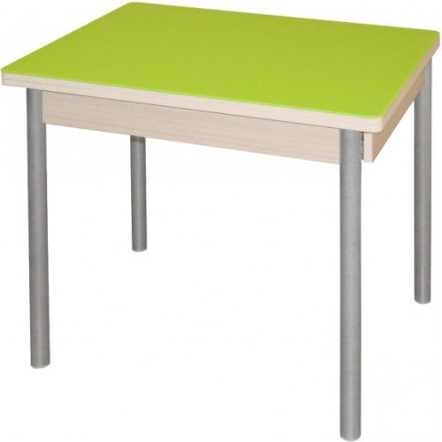 Стеклянный кухонный стол М142.86