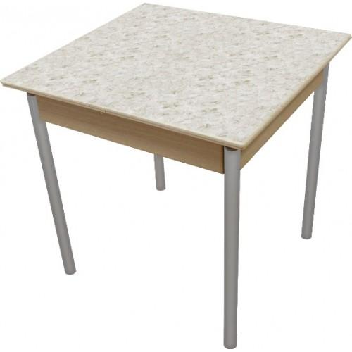Стол обеденный М142.87 со столешницей из искусственного камня