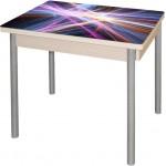 Стол стеклянный с фотопечатью М142.89