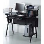 Стол компьютерный стеклянный ССК-2 для дома и офиса