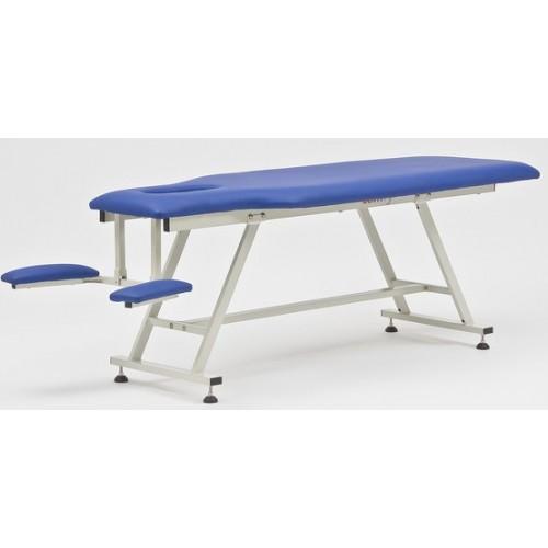 Массажный стол-кушетка ММ-МТ-19 стационарный