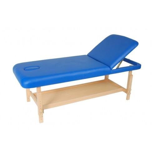 Стол массажный стационарный ММ-МС/1А деревянный