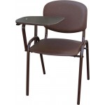 Стул с пюпитром (откидным столиком) для офиса  М36-01
