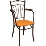 Классический стул с подлокотниками М40-031