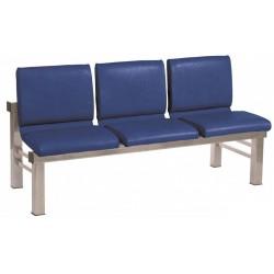 Секция стульев мягкая YH-108  для холла гостиницы