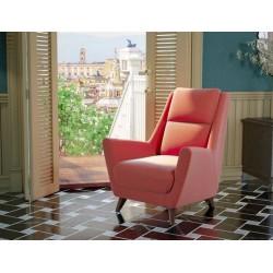 Кресло мягкое ДАЛИ для офисного и домашнего кабинета