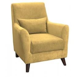 Кресло для отдыха велюровое Либерти