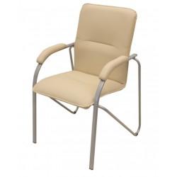 Офисный стул Самба с мягкими подлокотниками