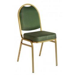 Ресторанный стул с овальной спинкой ТР-022М