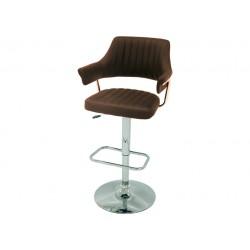 Кресло барное с мягкой спинкой Л6019-1