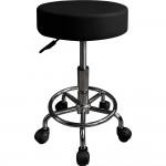 Табурет медицинский без спинки НС-8004 с увеличенной толщиной сидения