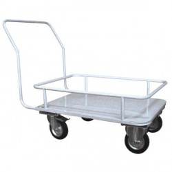 Тележки на колесиках для перевозки груза