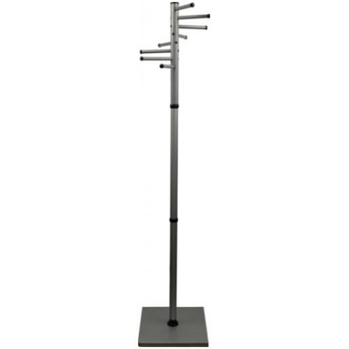 Вешалка для одежды М3 металлическая  на 8 крючков