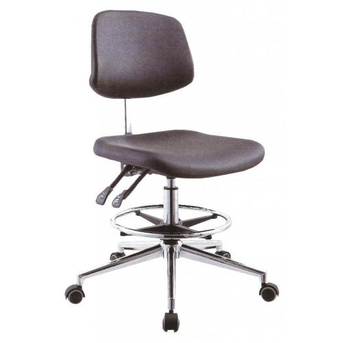 Кресло рабочее полиуретан ММ-3КР