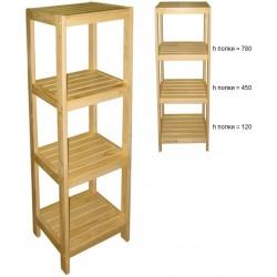 Стеллаж -этажерка Горм деревянная